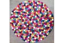 50cm Felt ball mat