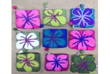 9 Pieces small bethflower coin purse