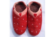 Felt slipper