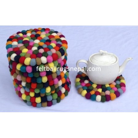 https://feltballrugsnepal.com/558-thickbox_default/10-pieces-20cm-felt-ball-trivet-coaster-.jpg