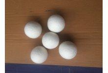 100 pieces Felt Balls 7 cm